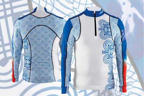 Craft Sportswear and the Finnish national biathlon team launches 'hannunvaakuna' racing suit