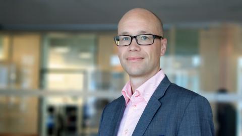 Anders Wiktorson ny chef för division Transport