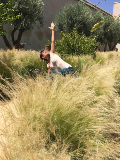 Garden Yoga Marrakech
