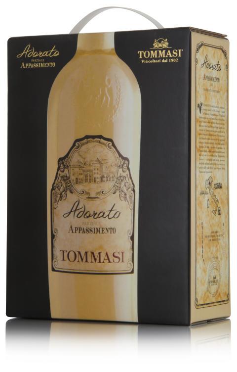 Tommasi Adorato box