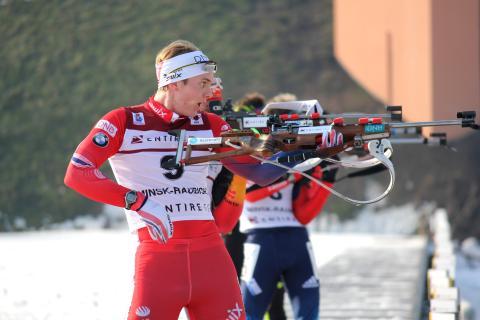 Vemund Ravnsborg Gurigard, jaktstart jr-vm, Minsk