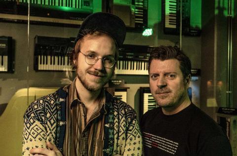 Einar Stray og Popsenteret lanserer Popkammeret - en musikkpodkast.