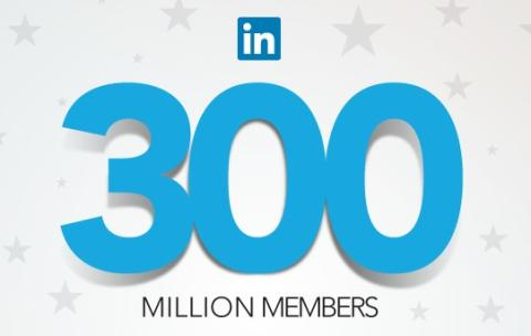 LinkedIn wächst auf 300 Millionen Nutzer weltweit