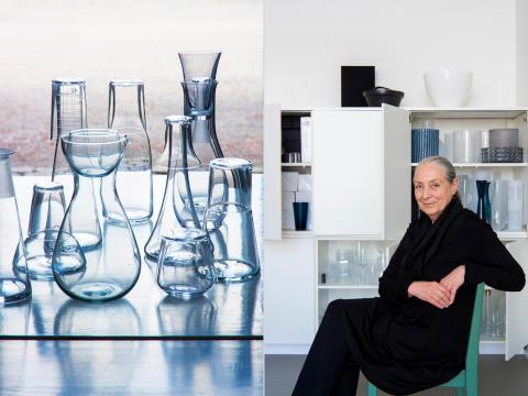 The exhibition Ingegerd Råman opens on Friday 3 June
