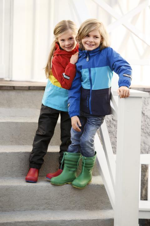 Skalljakker våren 2014 for barn by KappAhl
