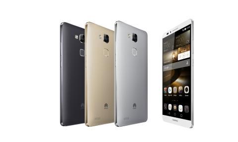 IFA 2014: Huawei presenterar nya 6-tums Ascend Mate7