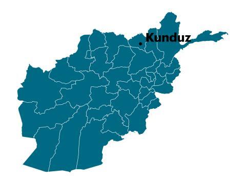 Strider i Kunduz håller stad i skräck. SAK stänger regionskontor