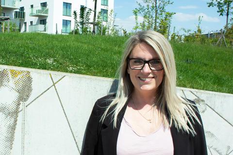 Caroline Christensson – projektledaren med intresse för IT och digitalisering