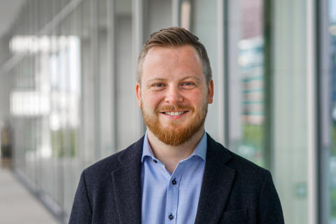 Christopher Rust ist PR & Communication Manager Germany bei Scandic Hotels