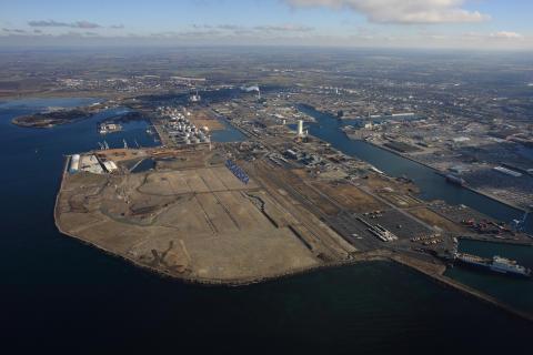 Skanska förverkligar sin satsning i Norra Hamnen