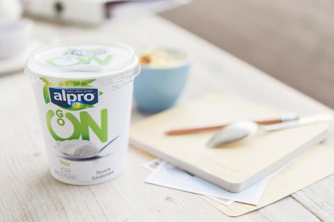 Alpro Go on plain miljøbilde 400 g