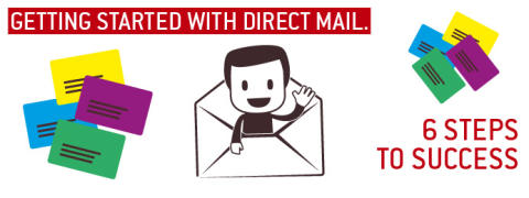 6 Steps to Success with Direct Mail