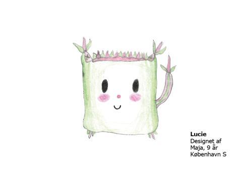 Maja 9 år Lucie