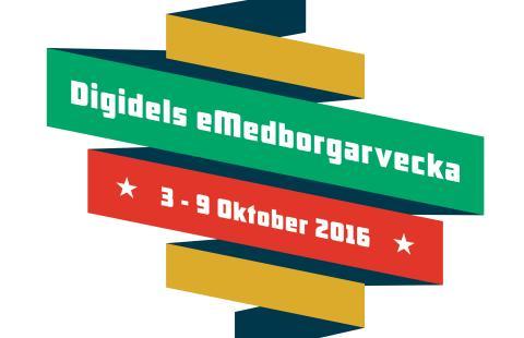 E-medborgarveckan 2016 – 20 000 besökte kampanjen för allas rätt till digital kunskap