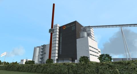 Borås Energi och Miljö och Serneke Group undertecknar kontrakt för pannhus på Sobacken
