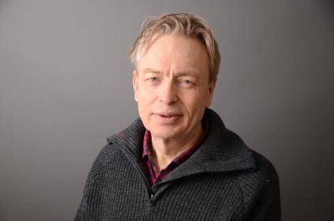 Rektor Per-Erik Nemby