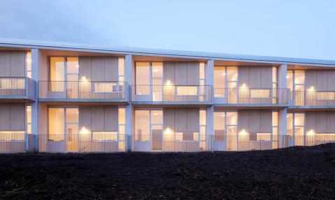 Dynamiskt ljus i bostäder för personer med psykiska problem
