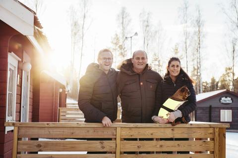 Vimmerby Camping - En sagolik plats för barnen