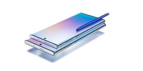 Samsung præsenterer Galaxy Note10 og Note10+  - maksimal ydeevne og kreativitet i to størrelser