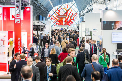 Die internationale Messe E-world energy & water 2016