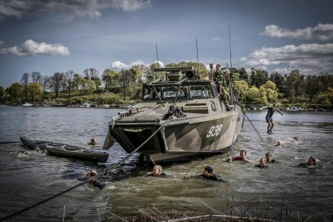 Tough Viking - Hagaparken 2015