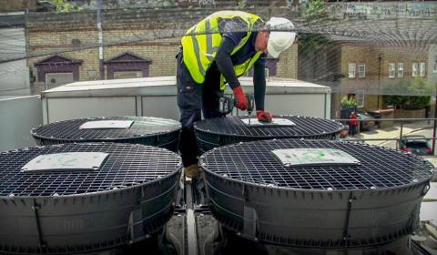Stora kostnadsbesparingar efter uppgradering av kondensorer hos drygt 150 butiker