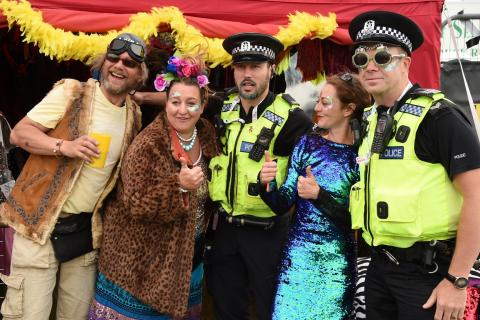 Isle of Wight Festival 2018 - This year's policing operation