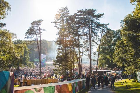Way Out West blir klimattransparent – redovisar festivalens klimatavtryck