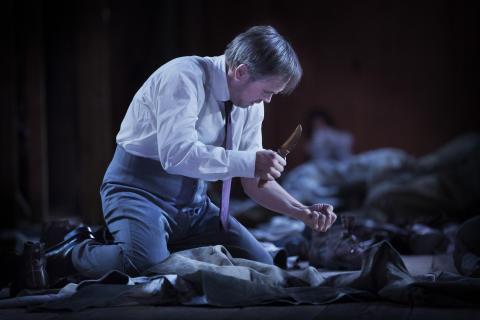 Idomeneo på Drottningholm: Klas Hedlund - Arbace