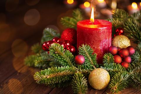 Advent im Martelltal: Der höchstgelegenste Weihnachtsmarkt in den Alpen
