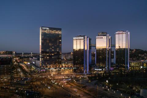 Αποτέλεσμα εικόνας για Swedish Exhibition & Congress Centre strengthens its position as an international venue