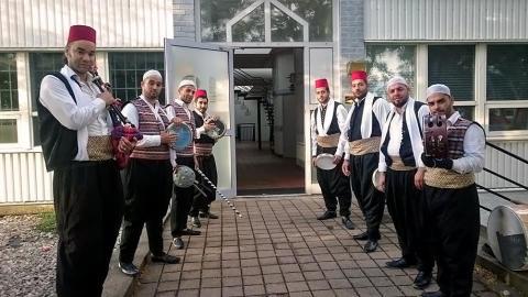 Afrah Alsham Band