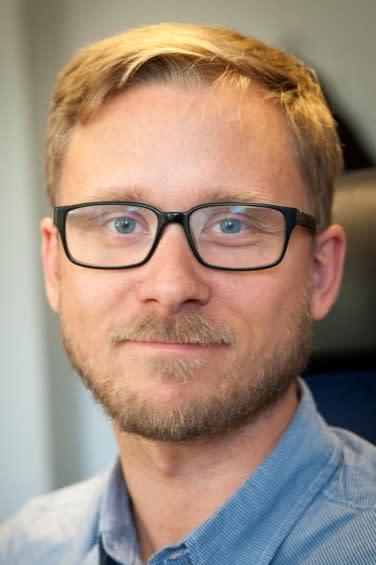 Porträttbild Johan Eklöf
