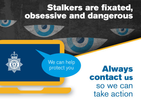 PUBLICATION EMBARGOED TO 0001 HOURS, WEDNESDAY 10 APRIL - New report says Sussex Police has made significant improvements to the way it responds to stalking and harassment
