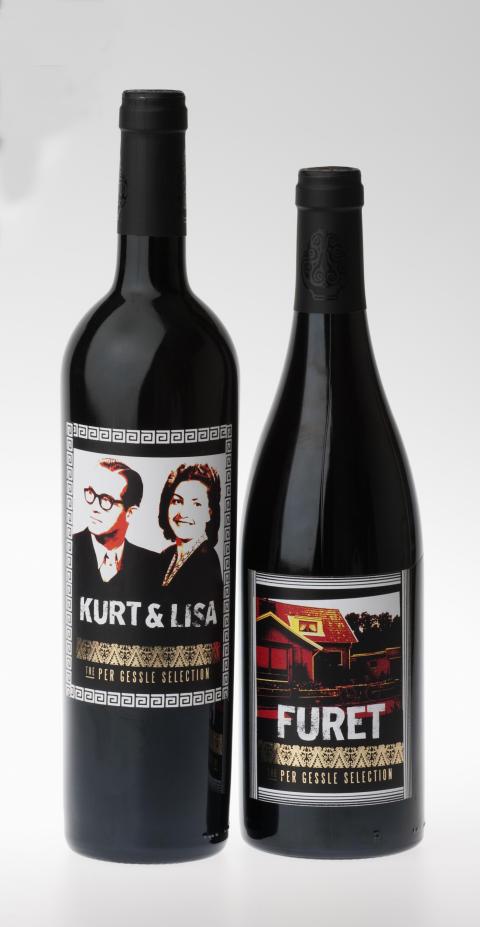 Kurt & Lisa och Furet - Per Gessle Selection