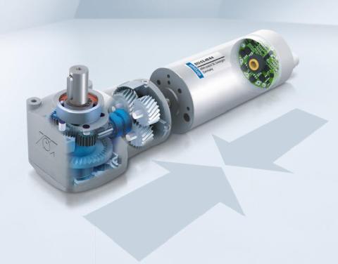 Nya elmotorer, växlar och fläktar från ebm-papst på Scanautomatic