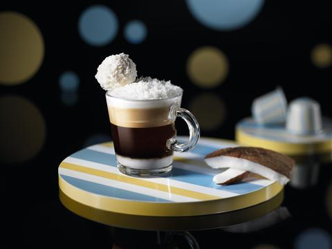 Nespresso Limited Edition Variations Confetto Snowball