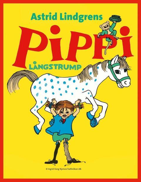 """Premiärkväll för Astrid Lindgrens familjeföreställning """"Pippi Långstrump"""" -på turné hösten 2015!"""