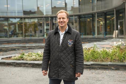 Kulturhus: Mats Lennerthson
