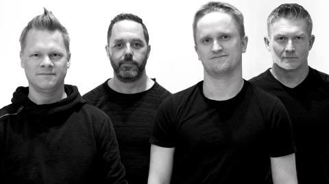 Porträttbild Bandet 4Play RGB