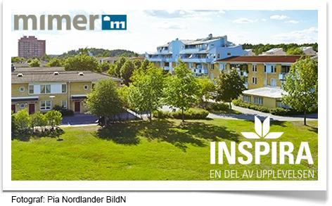 Bostad AB Mimer tecknar avtal med Inspira