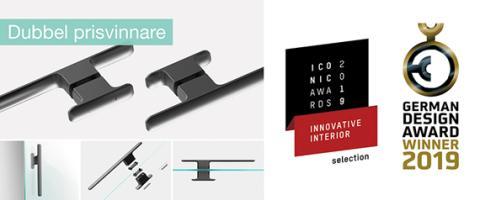 Alterna Badrum vinner pris för innovativ design