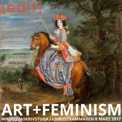 Livrustkammaren skriver kvinnohistoria 8 mars