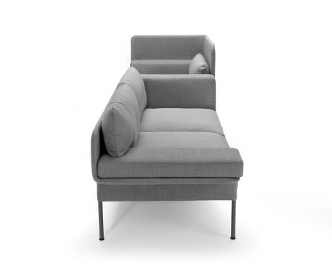 Varilounge sofa system designed by Christophe Pillet