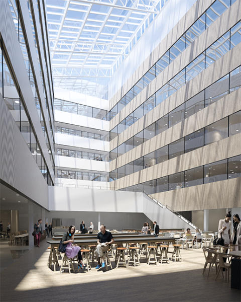 Reflex ritar ICA-kontor åt Fabege