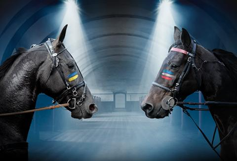 Elitloppet - Nuncio vs Bold Eagle