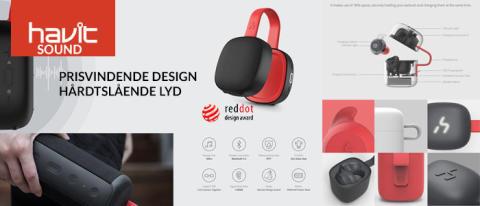 Havit Sound: Prisvindende design og hårdtslående lyd