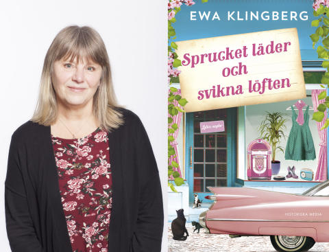 Ny bok av feelgoodfavoriten Ewa Klingberg! Historiskt djup kombinerat med mysig nutid.