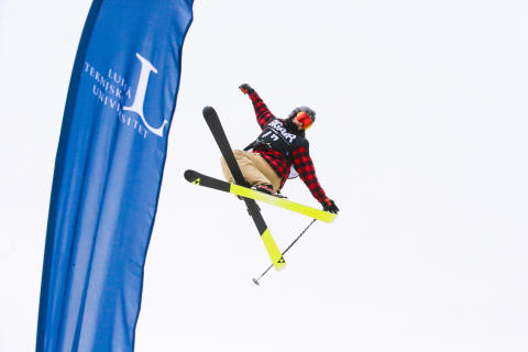 LTU Big Air 2019 hyllas av OS kommentator