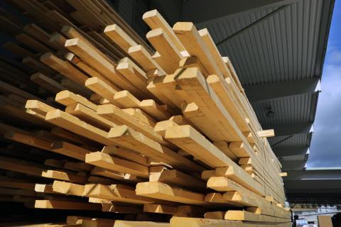 Tillväxt under andra kvartalet 2019 för byggmaterialhandeln
